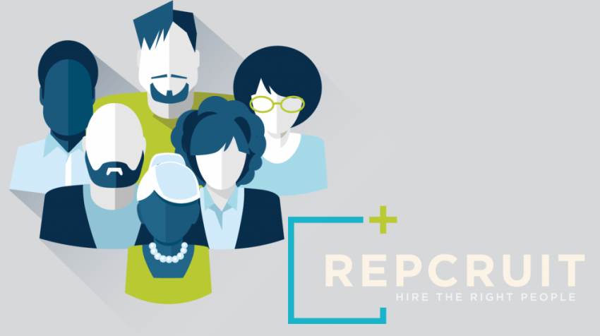Repcruit Hiring Platform is Now Available from PeopleKeys