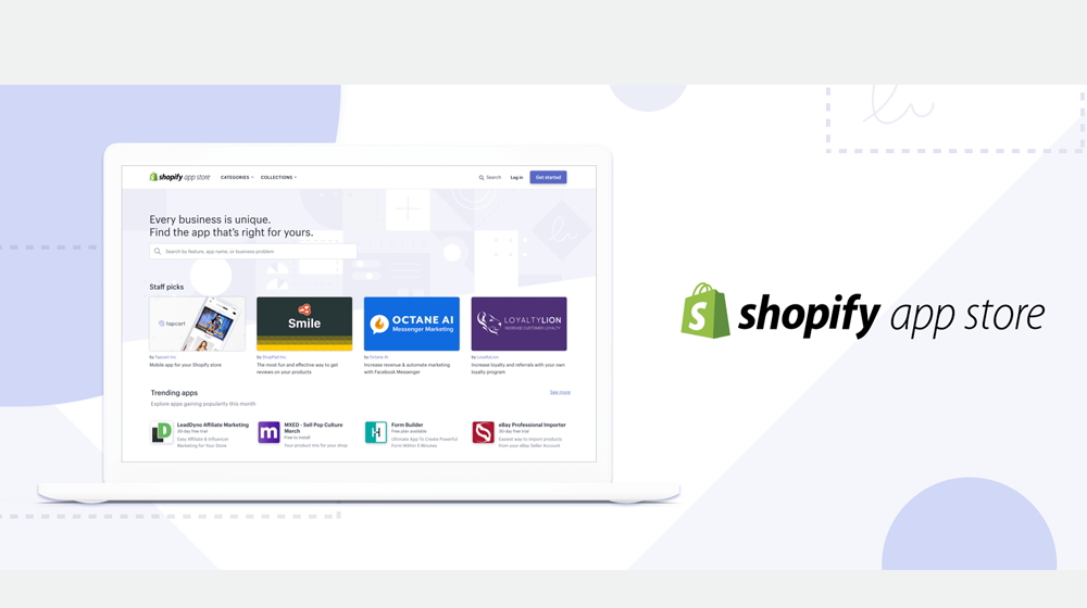 New Shopify App Store Aims to Connect Your Storefront with the Best Apps