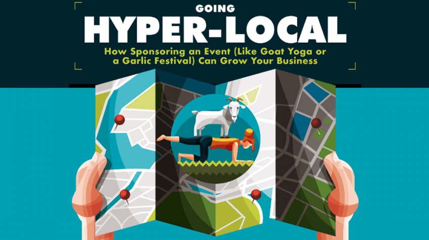 The Benefits of Sponsoring an Event in Your Local Community