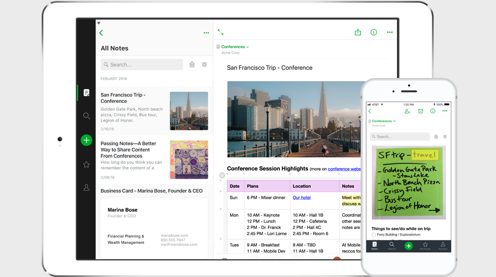 The 8 Best Evernote Apps for Small Business Users