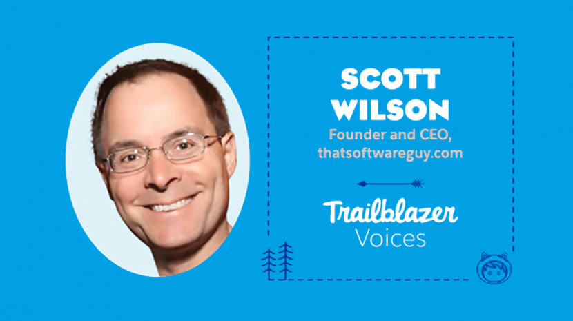 This Solopreneur CRM Powers Scott Wilson's Business