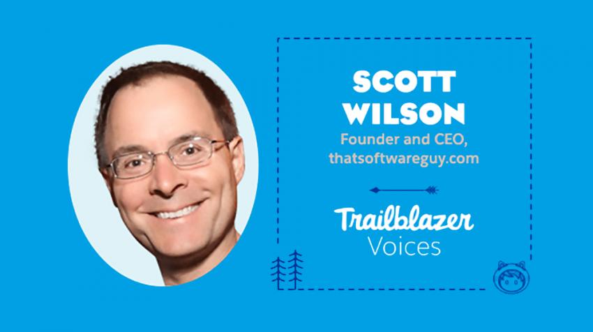 This Solopreneur CRM Powers Scott Wilson's Business