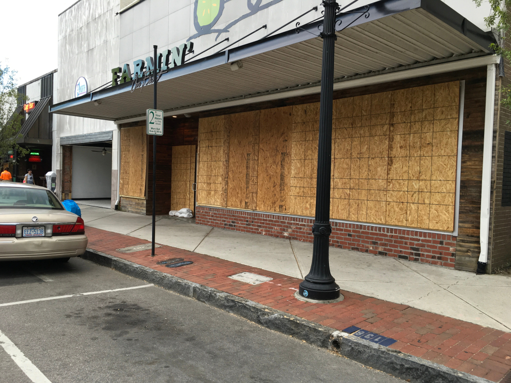 Small Business Impact of Hurricane Florence