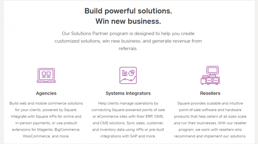 Square Solutions Partner Program Aims to Help Small Businesses