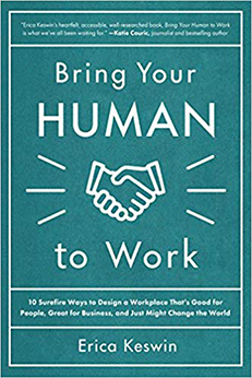 Bring Your Human To Work Rediscovers a Workplace with Real People In It