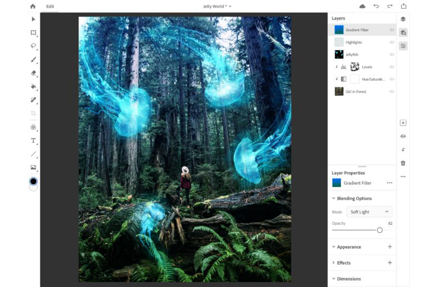 Adobe Max 2018: Upgrades Photoshop CC for iPads, Launches New Premiere Rush CC