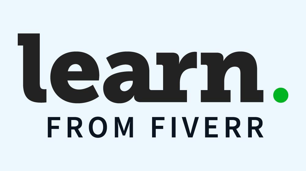 IntroducingFiverr Learn