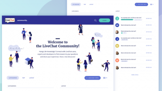 New LiveChat Community Platform Launched