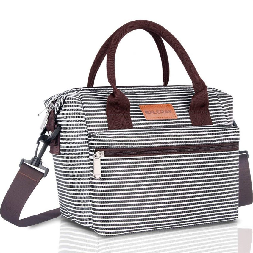 What is the Best Professional Lunch Box? BALORAY Lunch Bag for Women