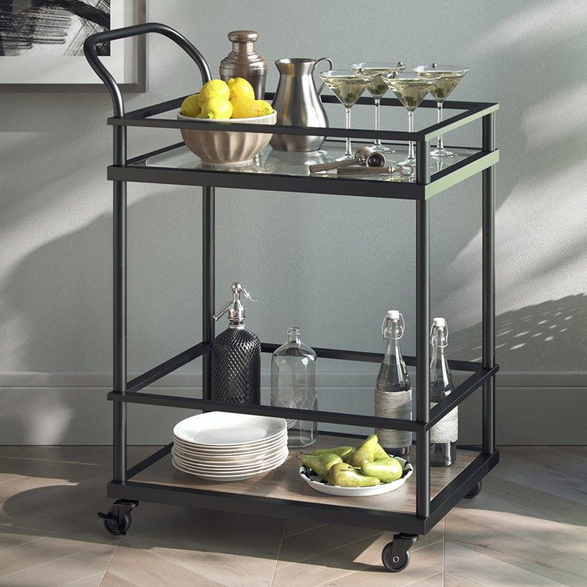20 Business Gifts for Under 100 Dollars - Bar Cart