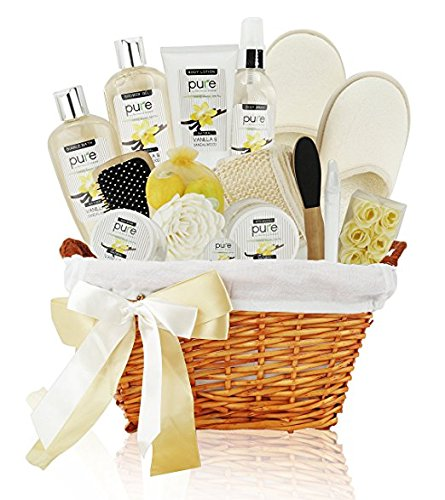 20 Holiday Gift Baskets for the Business Owner on Your List - Bath and Body Basket
