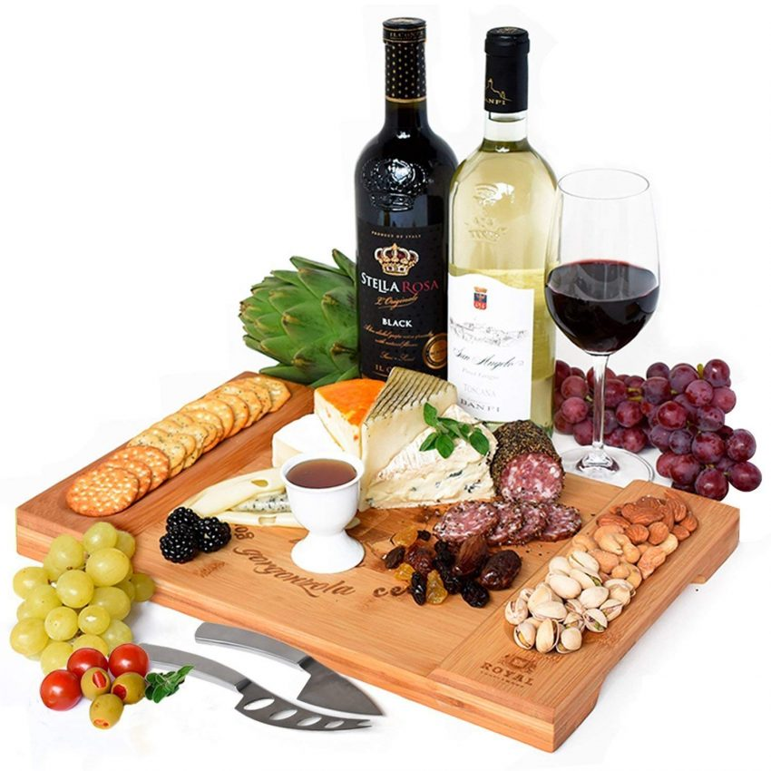 20 Best Business Gifts for Under 25 Dollars - Charcuterie Platter