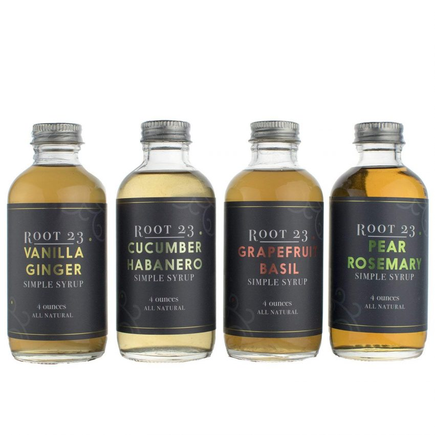 Food and Craft Gift Ideas for Your Business - Cocktail Gift Set