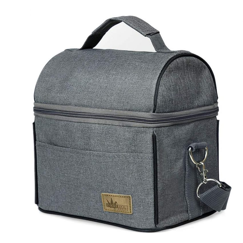 What is the Best Professional Lunch Box? Dareyou Insulated Lunch Bag
