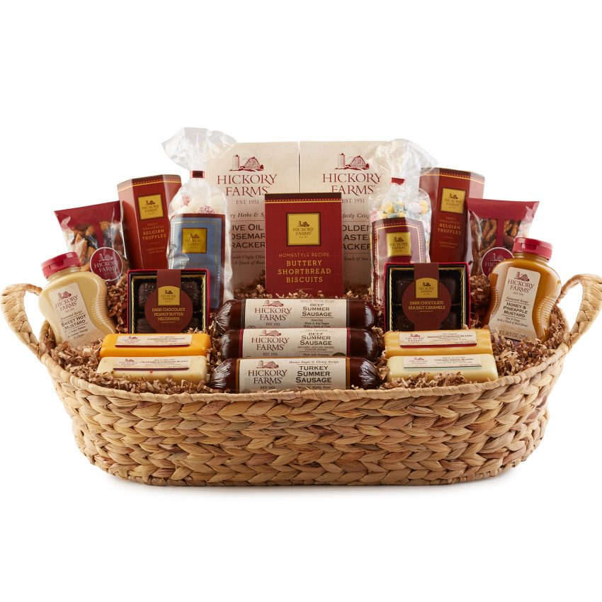 20 Holiday Gift Baskets for the Business Owner on Your List - Grand Hickory Holiday Gift Basket