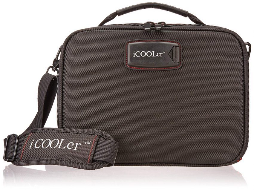 What is the Best Professional Lunch Box? iCOOLer Freezable Lunch and Beverage Bag