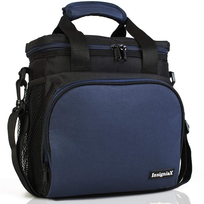 What is the Best Professional Lunch Box? InsigniaX Insulated Lunch Bag S1