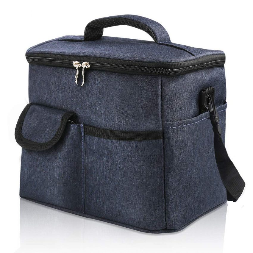 What is the Best Professional Lunch Box? Kipida Insulated Lunch Bag