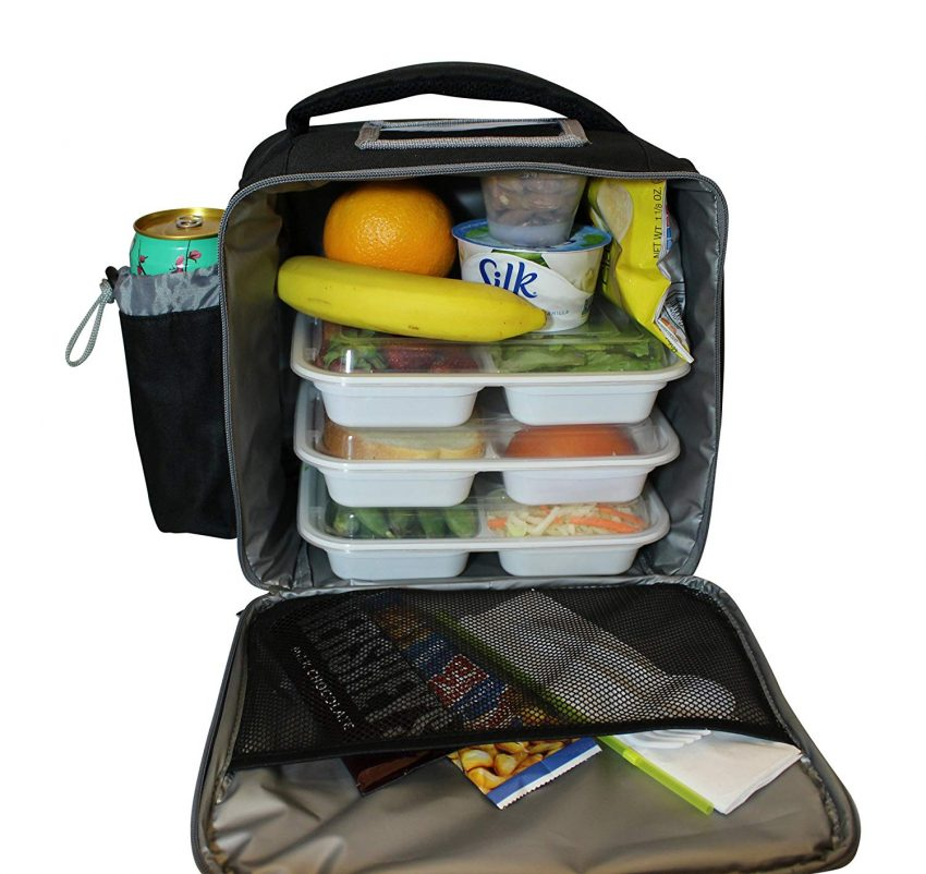 What is the Best Professional Lunch Box? Adult Large Lunch Box by LeDish
