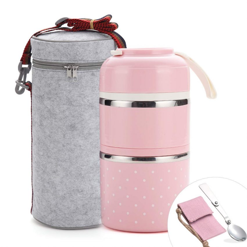 What is the Best Professional Lunch Box? Maiyuansu Insulated Bento Lunch Box