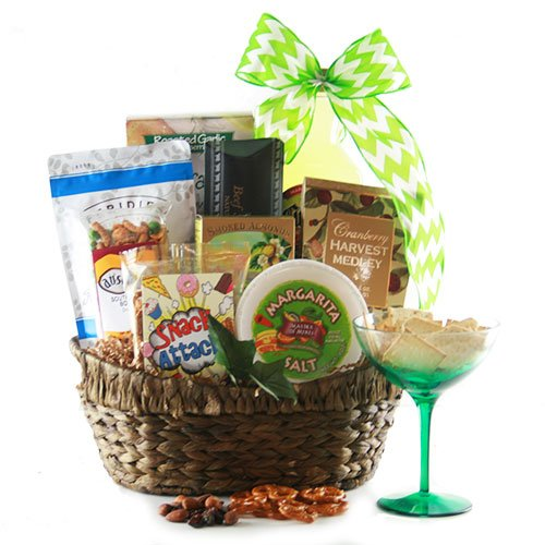 20 Holiday Gift Baskets for the Business Owner on Your List - Margarita Gift Basket