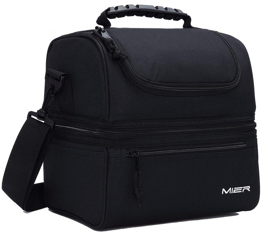 What is the Best Professional Lunch Box? MIER Adult Lunch Box