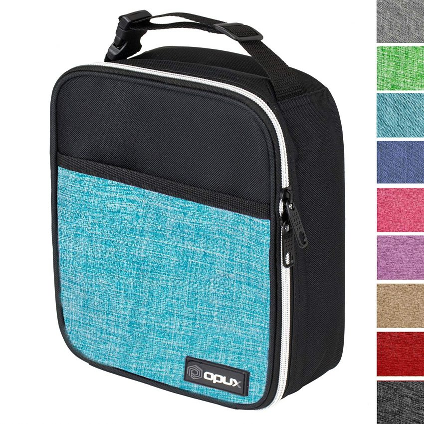 What is the Best Professional Lunch Box? OPUX Premium Thermal Insulated Mini Lunch Bag