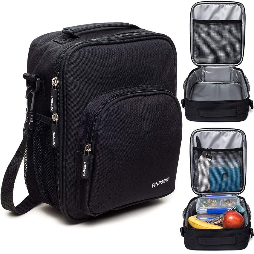 What is the Best Professional Lunch Box? PinPoint Insulated Thermal Lunch Box