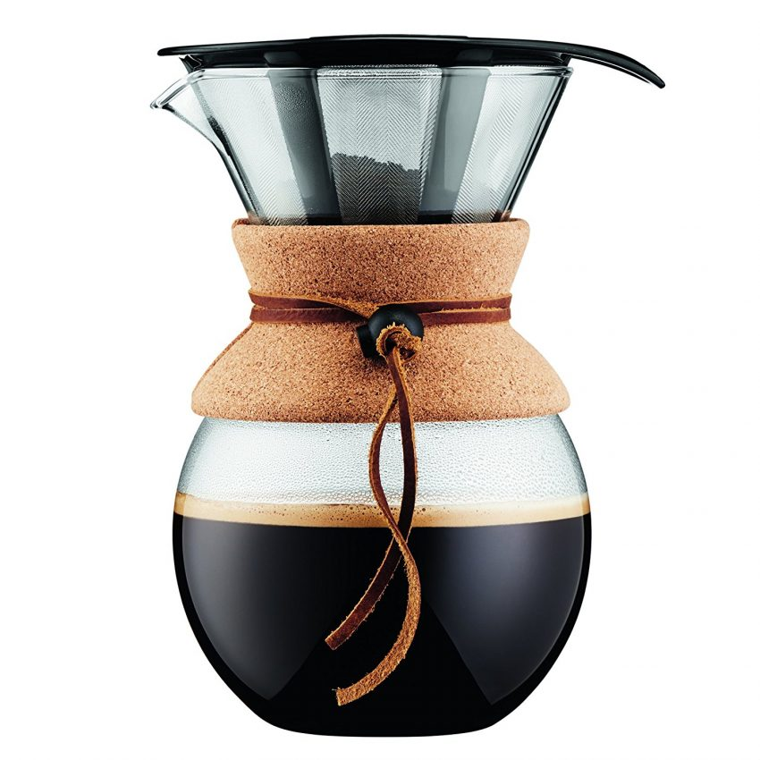 Food and Craft Gift Ideas for Your Business - Pour Over Coffee Maker