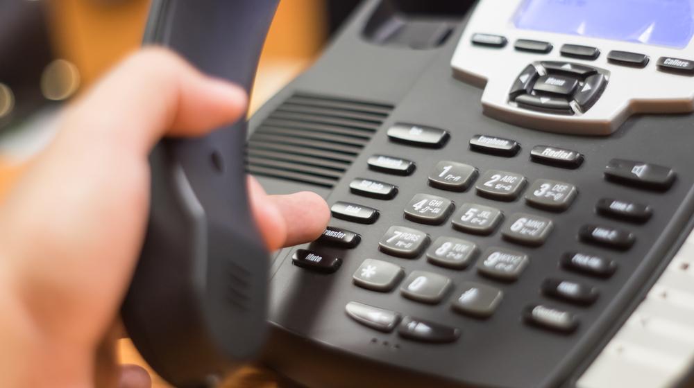 voip or landline