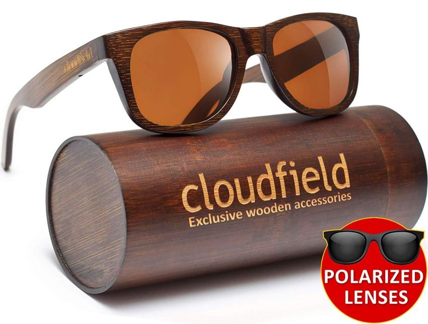 20 Business Gifts for Under 100 Dollars - Wood Sunglasses