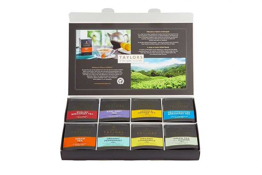 Secret Santa Gift Ideas for Your Next Office Party - Tea Variety Box