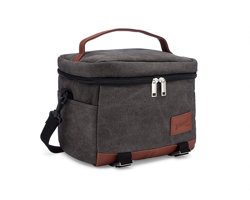 What is the Best Professional Lunch Box? Insulated Lunch Bag by Vencia Supply Co.
