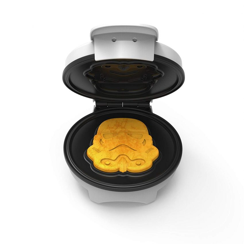 20 White Elephant Gift Ideas Your Staff Won't Want to Pass Up - Star Wars Stormtrooper Waffle Maker