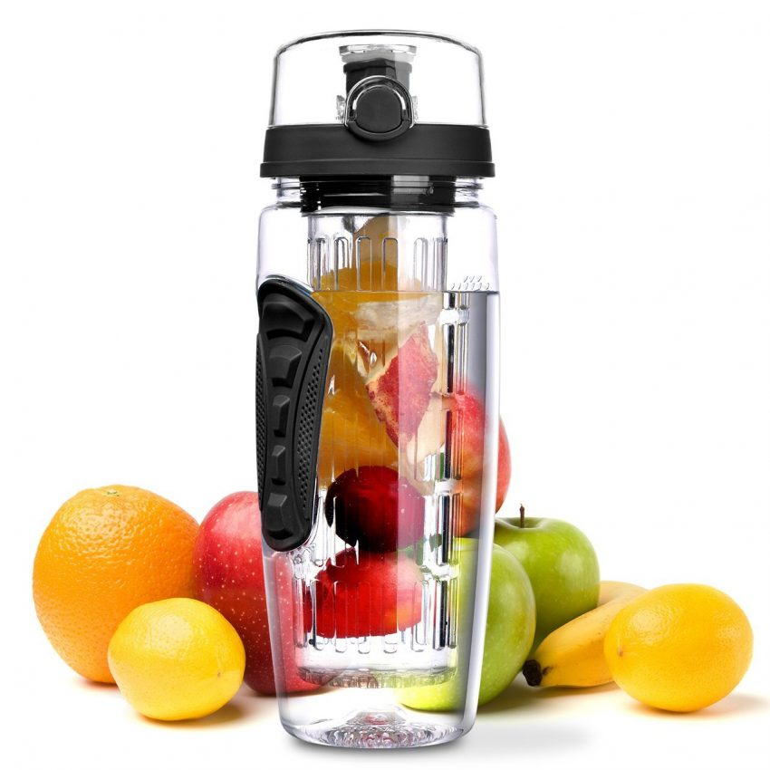 Secret Santa Gift Ideas for Your Next Office Party - Fruit Infuser Water Bottle