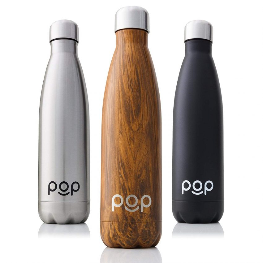 Clever Holiday Gift Ideas for Employees - Reusable Water Bottle