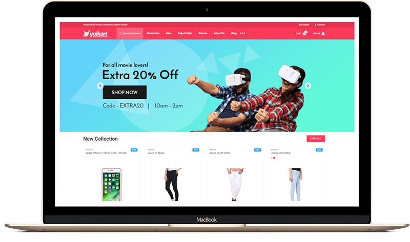 Top Ecommerce Platforms of 2019 to Move Your Small Business Online - YoKart