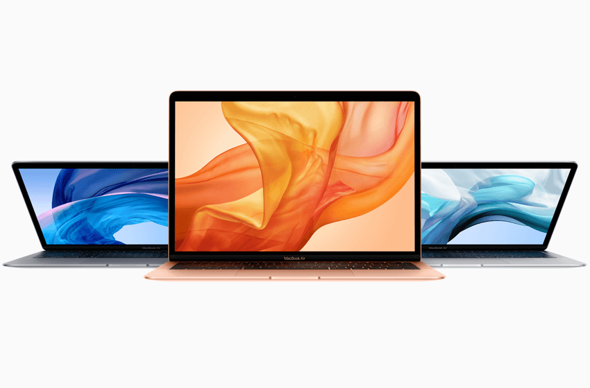 The 2018 MacBook Air is New from Apple