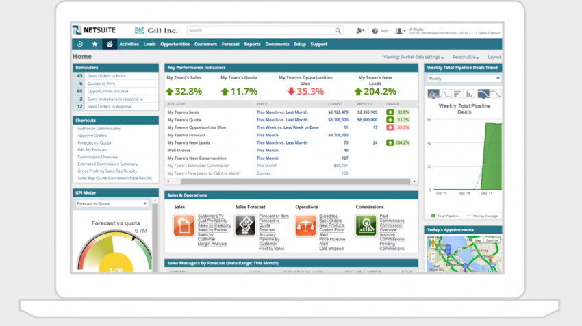 Announcing New Oracle NetSuite Innovations and Enhancements for Businesses