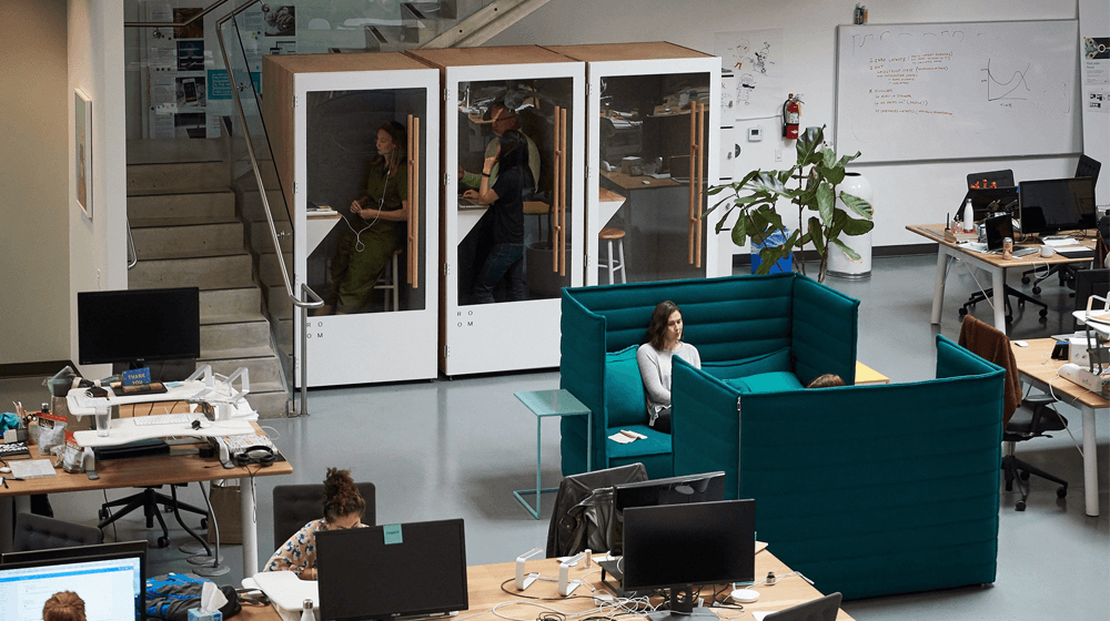 open office space research