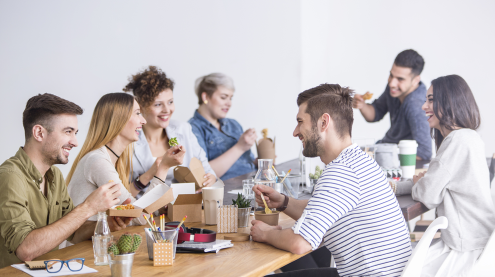 Not Offering a Space for Employe Lunch is Having Negative Impacts on Morale