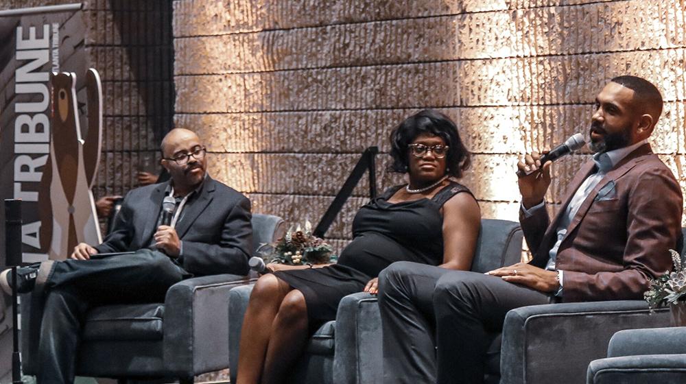 Atlanta Hawks Grant Hill, Nzinga Hall: Inclusion, Diversity is good Business