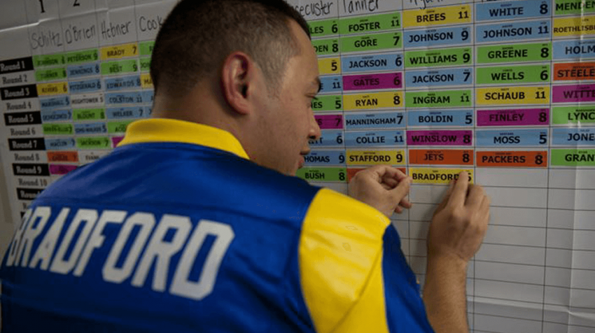 Office Fantasy Sports Leagues Good for Company Culture, New Survey Reveals