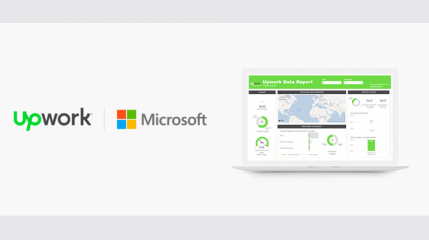Upwork and Microsoft Partner on New Microsoft 365 Freelancer Toolkit