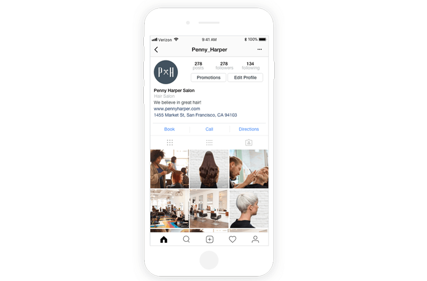 You Can Now Use Square Appointments on Instagram and Google