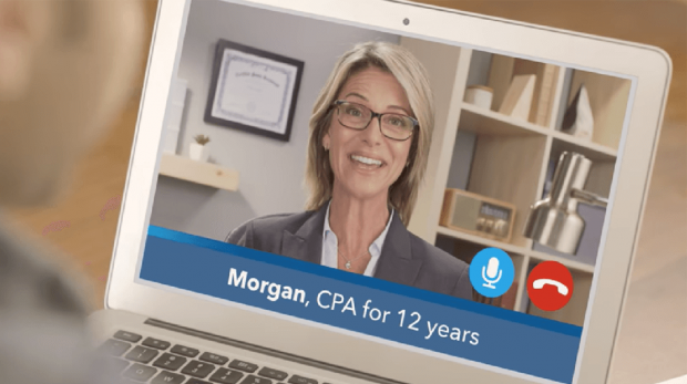 TurboTax Live Offering Live Help from CPAs