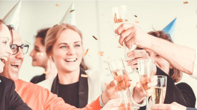 Is the (Holiday) Party Over? How to Keep Your Company Holiday Party Under Control