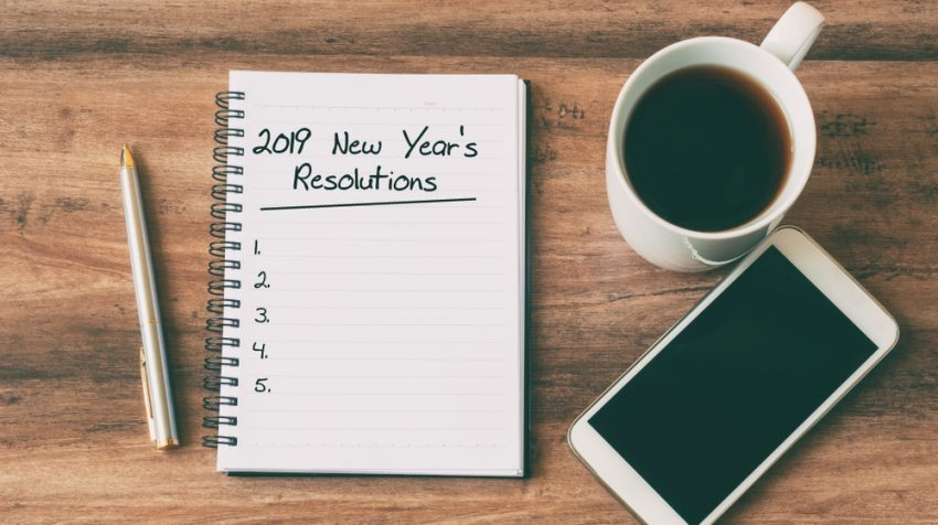 Image result for new year's resolutions 2019