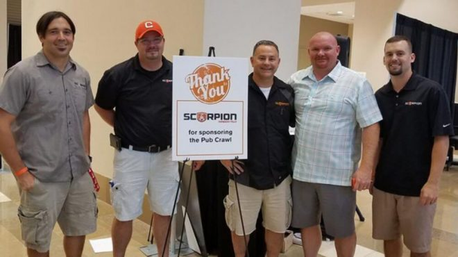Spotlight: Scorpion Protective Coatings Built a Business Around a Very Specific Niche