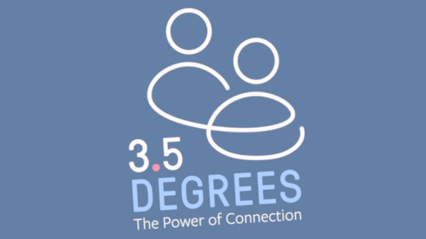 Three and a Half Degrees Podcast